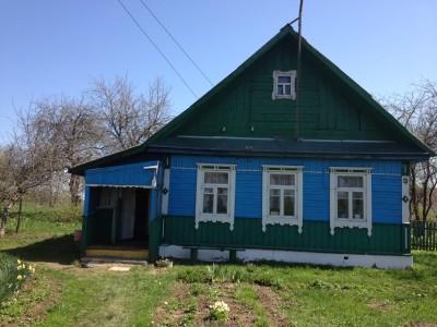 Дом, в котором родилась Елена Стельмах