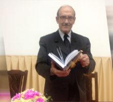 в Минске прошла презентация книги  Георгия Пушкаша «С пером и скальпелем по жизни»