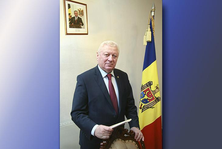 Виктор Сорочан посол Республики Молдова в Республике Беларусь